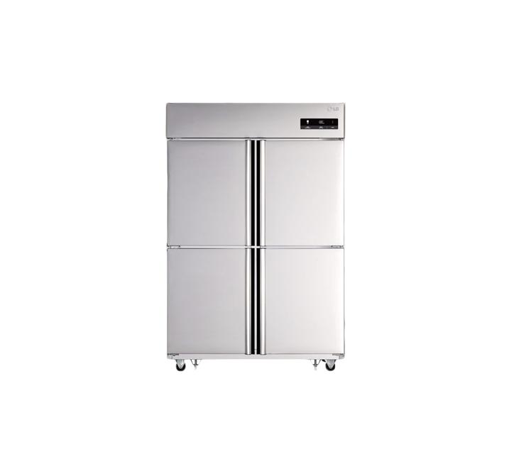 [S] LG 업소용 일체형 냉장고(냉장전용) 1110L C120AR / 월 43,000원