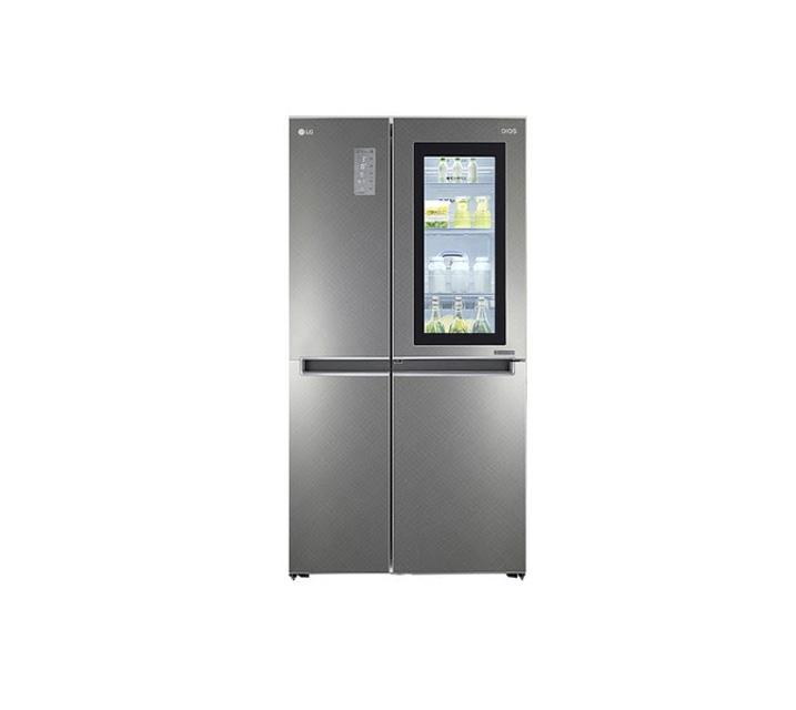 [L] LG 노크온 매직스페이스 냉장고 820L (2도어) S831SN75 / 월 49,900원