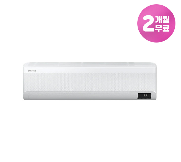 [L] 삼성 무풍에어컨 벽걸이 와이드 11평형 AR11T9170HCS  / 월37,900원