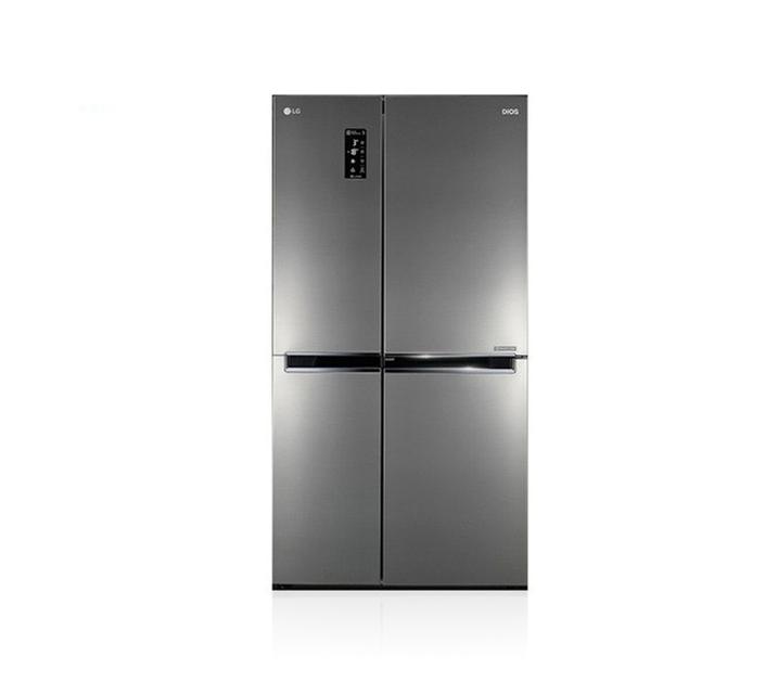 [L] LG 냉장고 디오스 세미빌트인 636L 실버S631S32 / 월39,000원