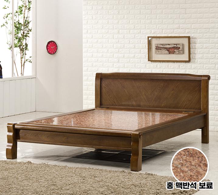 누리보 Q 돌 흙침대 (온수형 홍맥반석보료) / 월79,800원