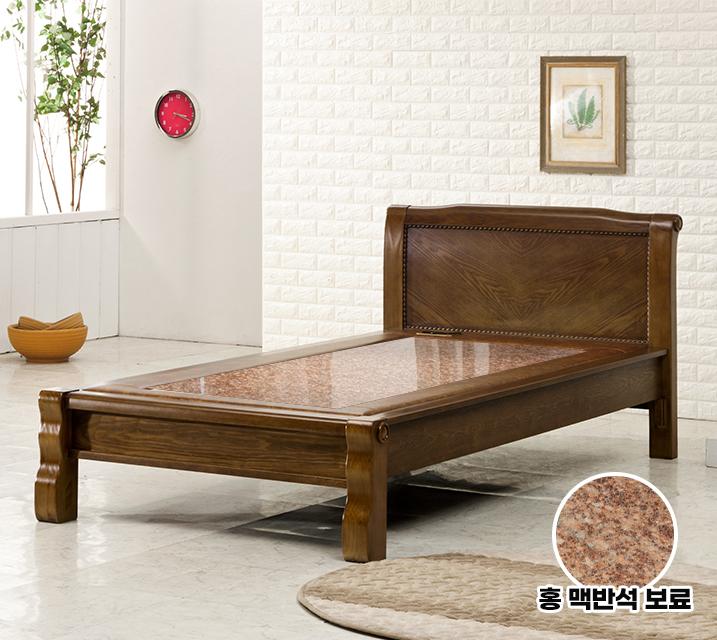 누리보 S 돌 흙침대 (홍맥반석보료) / 월 47,800원