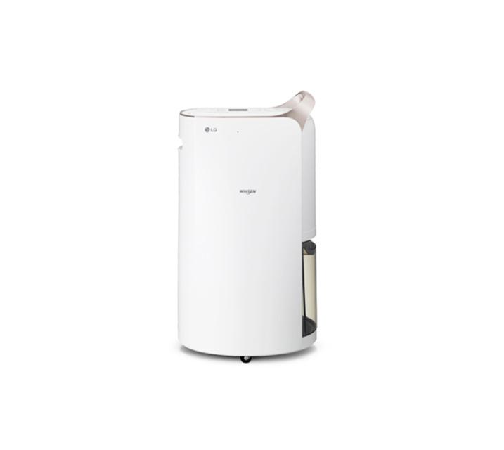 [S] LG 휘센 제습기 인버터 로즈골드 20L DQ200PGAA  / 월17,500원