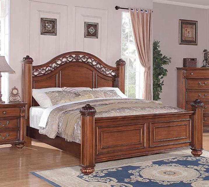 BQ600 버클리 스퀘어 컬렉션 EK 엔틱 침대 / 월 67,800원