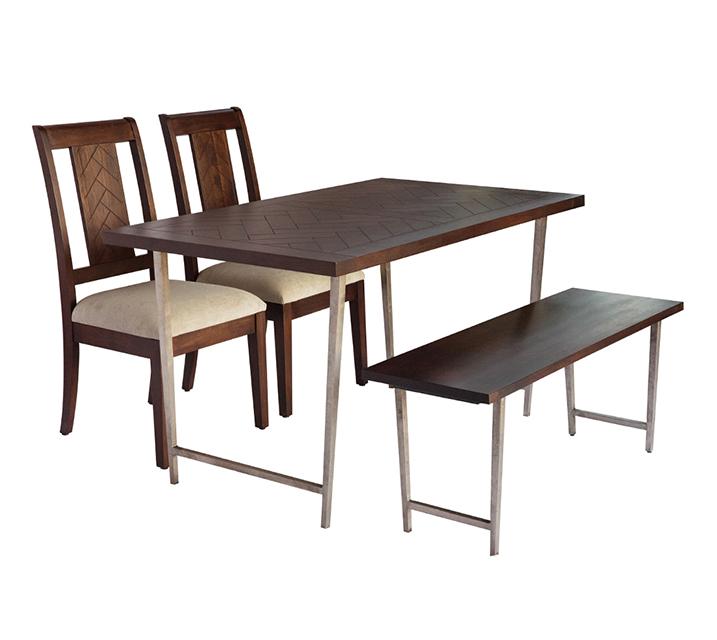 IVAU 바함 컬렉션 4인 엔틱 식탁 세트 / 월 103,800원