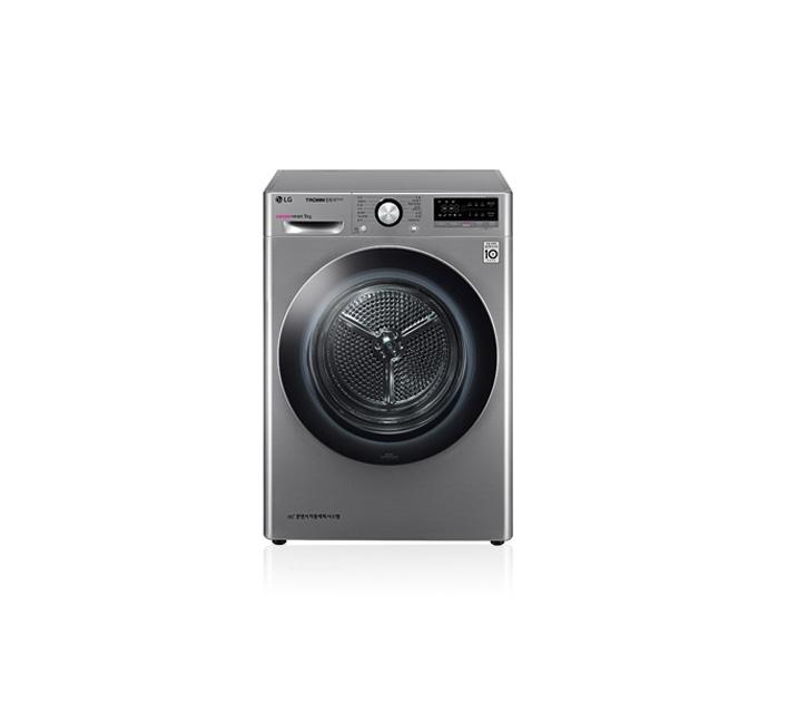 [L] LG 듀얼 인버터 전기식 건조기 9kg 모던 스테인리스 RH9VV / 월 31,900 원