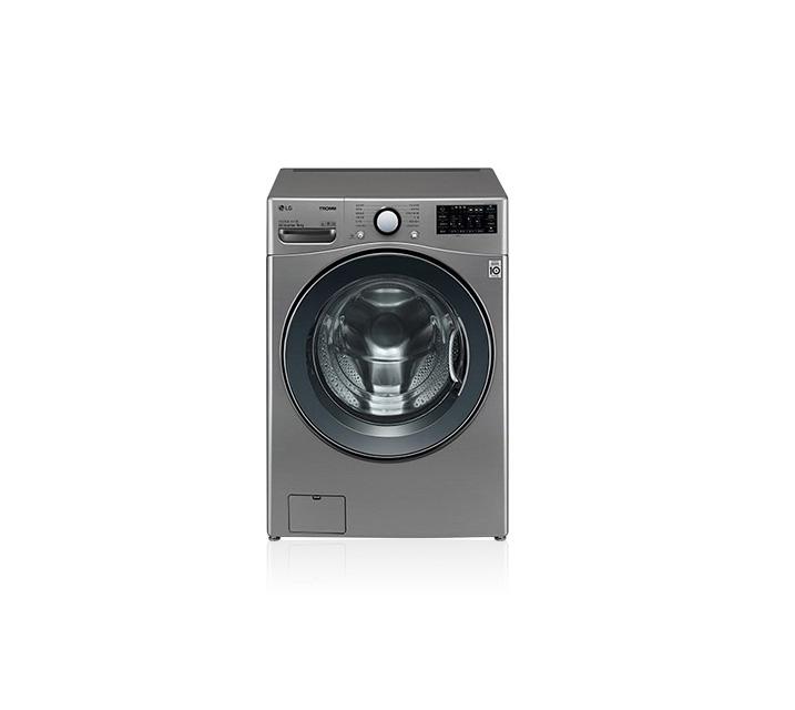 [S] LG 트롬 드럼세탁기 21Kg 모던스테인리스 F21VDU / 월36,000원