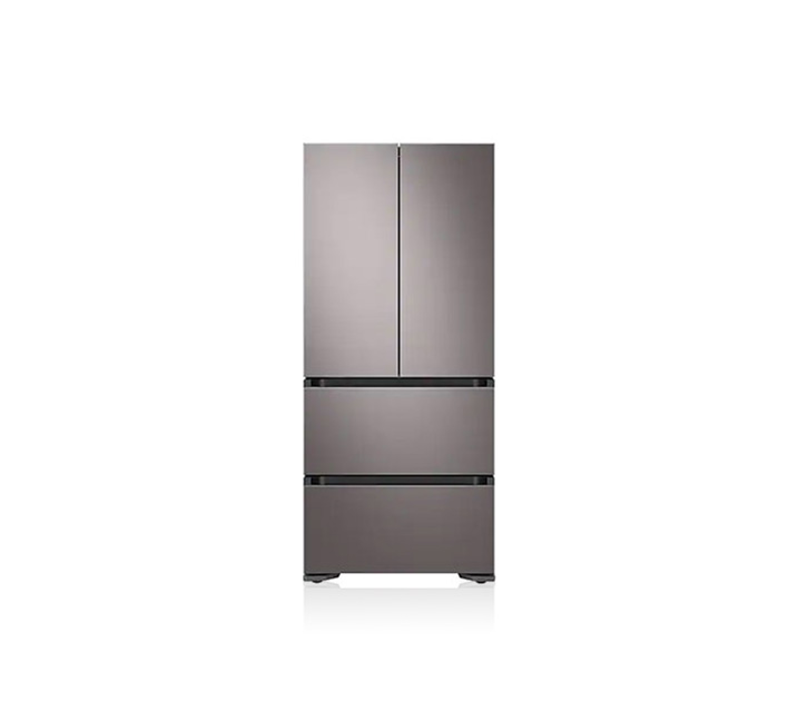 [S] 삼성 비스포크 김치냉장고 4도어 486L 브라우니쉬 실버 RQ48T94C1T1 / 월64,500원