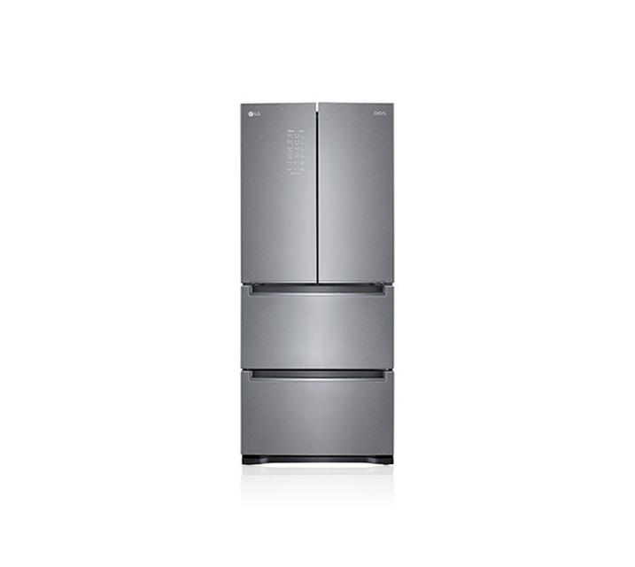 [S] LG 디오스 김치톡톡 스탠드형 김치냉장고 402L 샤이니사피아노 K410SN19E  / 월61,500원