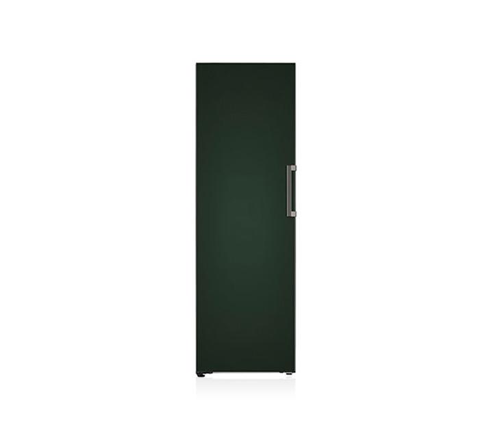 [S] LG 오브제컬렉션 컨버터블 냉동전용고 321L 그린 Y320SGS / 월49,000원