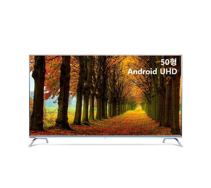 [S] 더함 안드로이드 UHD TV 50인치 U501UHD VA_ST 벽걸이형  / 월15,000원
