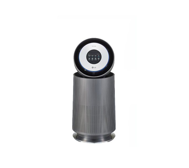 [L] LG 퓨리케어 360 공기청정기 알파 20평형 아이언그레이 AS201NNFA  / 월 39,400원