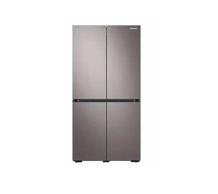 [L] 삼성 비스포크 양문형 4Door 냉장고 브라우니 실버 875L RF85A9103APT1   / 월 58,900원